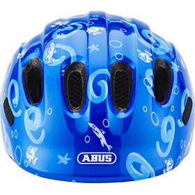 ABUS Smiley 2.0 Helmet blue sharky